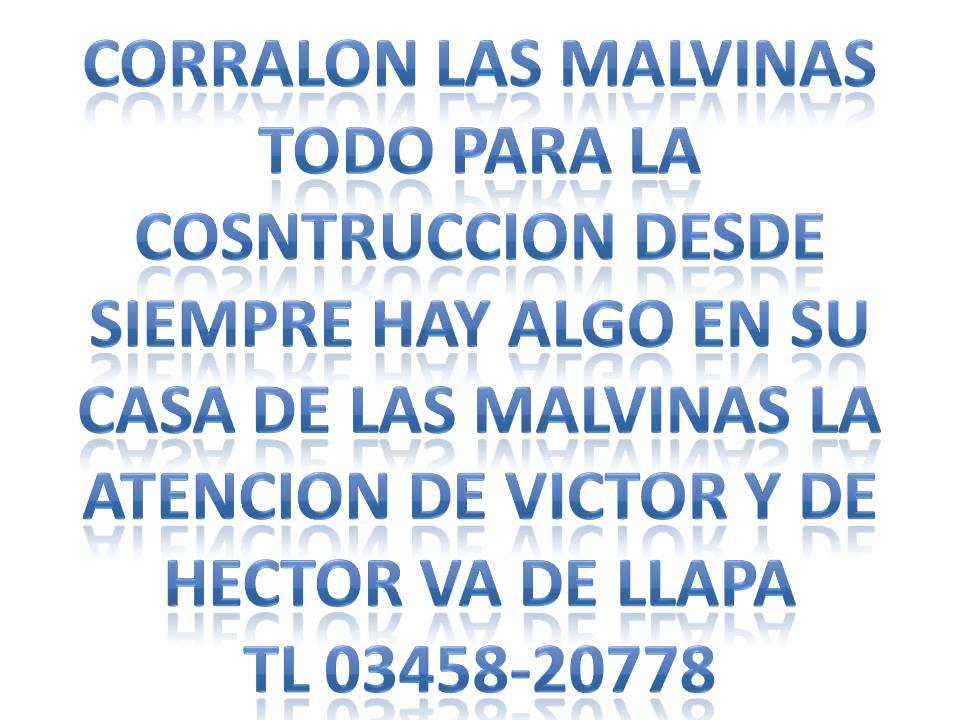 CORRALON LAS MALVINAS